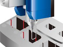 对仪表控制板摩擦部分的油脂涂布
